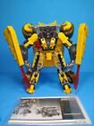 Transformers 2009 Hunt for the Decepticons Payload * + box * Voyager Class Nice!
