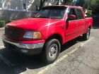 2001 Ford F-150 KING CAB 2001 Ford F150 supercab 4x4 leather sunroof runs