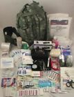 First Aid Kit Tactical Trauma Kit Backpack Emergency First Responder Ems Large