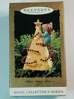 1995 Hallmark Chris Mouse Tree Light 11th in Chris Mouse Series Ornament