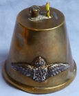WW1 BRITISH ROYAL AIR FORCE TRENCH ART LIGHTER