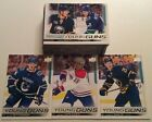 2018-19 Upper Deck Young Guns Rookie Checklist and Gallery 135