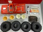 Vintage 1987 1:10 Tamiya Clodbuster Chevy BOWTIE  4x4 RC Monster Truck