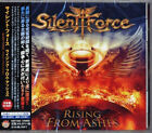 SILENT FORCE Rising From Ashes JAPAN CD KICP-1655 OBI s8106