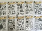 Hero Arts Poly Clear Stamp Set From The Vault YOU PICK NEW