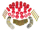 Prothane 1 113 Red 1 Lift Body Mount for YJ