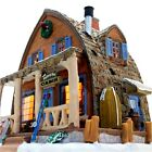 Lemax 2012 Mallard Bay Cabin Vail Village #15216 Exclusive Signature Rare Design