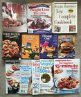 Lot Weight Watchers Cookbooks Complete Food Companion Weight Loss some vintage