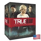 True Blood COMPLETE SERIES Season 1-7 DVD BOX SET New & Sealed FREE Shipping