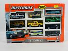 Matchbox Multi Gift Pack Exclusive 1969 Cadillac Sedan DeVille Blue Caddy 60th