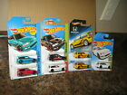 Hot Wheels Lot of 7 1990 Honda Civic EF Variation 90 Japan Exclusive Red Teal