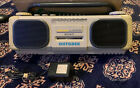 Vintage 80's 90s Sony Outback Boombox CFS-D960 Cassette Mega Bass Tested Works