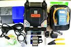 SUMITOMO TYPE-39 SM MM FUSION SPLICER w/ NEW CLEAVER FC-6S AND NEW PM