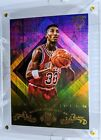 2016-17 Court Kings Rookie Royalty Box Topper #18 Scottie Pippen Chicago Bulls