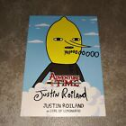Mathematical! 2014 Cryptozoic Adventure Time Autographs Gallery, Guide 25