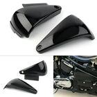 Fairing Battery Side Cover Fit Kawasaki Vulcan VN400 VN800 Classic Drifter Black