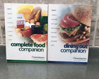 WEIGHT WATCHERS WW 2003 Flex Points COMPLETE FOOD DINING OUT COMPANION Books Set