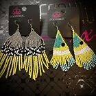 NEW Paparazzi Beautiful Multi Color Seed Bead Earrings only 10 HOT ITEM