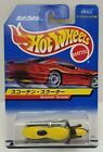 1998 Yellow Japan Card Japanese Exclusive Hot Wheels Scorchin Scooter MOMC Rare