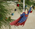 Hallmark Ornament Superman Justice League WB / DC The Man of Steel - New in Box