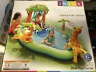 Intex Jungle Play center Inflatable Swimming Pool New Free Shipping In Hand