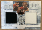 Mike Tyson Boxing Cards and Autographed Memorabilia Guide 13