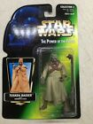 Star Wars Power Of The Force Tusken Raider Green Card MOC 1996
