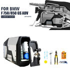 Stainless 4.2L Tool Box For 2004-2019 BMW R1200GS LC Adventure Left Side Bracket