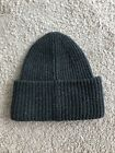 Acne Studios Pansy N Face Beanie Gray NWOT
