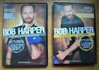 2 BOB HARPER Inside Out Method Kettlebell Cardio Shred  Sculpted Body DVDs