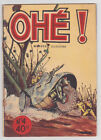 OHE  n 4 BE editions Elan juillet 1950 RARE MouminouxScience fiction