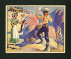 1940 LONE RANGER 37 HIS FATHERS SON CENTERED PERFECT COLOR  FOCUS GUM INC CARD