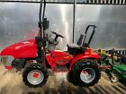 McCORMICK G30R COMPACT ALPINE TRACTOR30HPONLY 400 HOURS45ft MOWER SOLD
