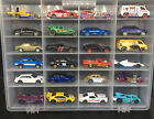 Hot Wheels Loose 24 Lot Real Riders VW Beetle Chevy Luv Ford Gulf Mustang Wrx