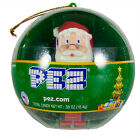 PEZ CHRISTMAS ORNAMENT - MINI SANTA CLAUSE - 2017 RELEASE - NEW AND UNOPENED