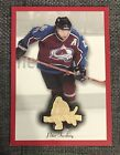 Peter Forsberg Cards, Rookie Cards and Autographed Memorabilia Guide 8