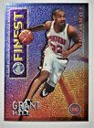 1995-96 Topps Finest Basketball Cards 9