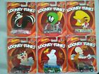 2013 Looney Tunes Hot Wheels Complete Set REAL RIDERS All Nrmt Mt w Protecto
