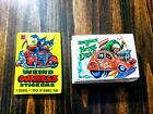 1980 Topps Weird Wheels Trading Cards 36