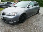 LARGER PHOTOS: mazda 3 sport 2.0 petrol spares or repairs