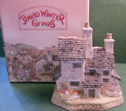 89' David Winter Cottages British Traditions English Stonecutters Cottage Signed