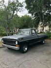 1972 Ford F-100  1972 for $5000 dollars