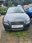 LARGER PHOTOS: audi a3 automatic 2007 spares or repairs