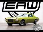 1971 Chevrolet Camaro 2dr Cpe SS 1971 Chevrolet Camaro 2dr Cpe SS 86913 Miles Green Coupe 350 v8 Automatic