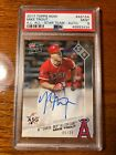 2017 Topps NOW MIKE TROUT #AS15a AUTO All-Star Starter 85 99 PSA 9 - MINT