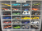 HotWheels Matchbox Loose 24 Car Lot Real Riders Camaro Daytona Caddy Demon Viper