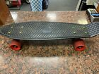 Penny Board Authentic 22 Cruiser with Red Wheels q11