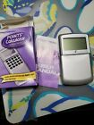 WEIGHT WATCHERS POINTS PLUS CALCULATOR DAILY TRACKER Slide Style Silver