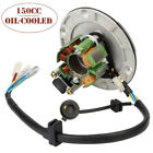 150CC Engine Generator Oil cooled Coil Stator Universal For Motorcycle Bike ATV