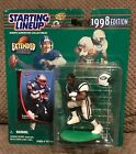 Kenner Starting LineUp 1998 Football Extended Curtis Martin Action Figure & Card
